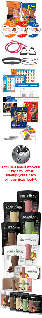 10-Minute Trainer® Challenge Pack