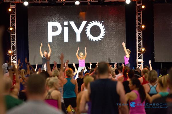 PiYO Team Beachbody Coach Summit
